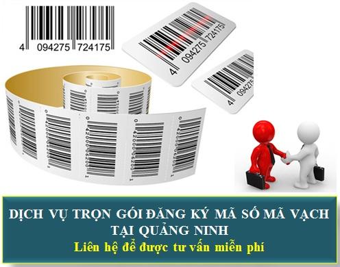 Dịch vụ đăng ký mã số mã vạch tại Quảng Ninh