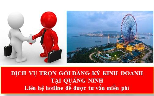 Dịch vụ Đăng ký kinh doanh tại Quảng Ninh