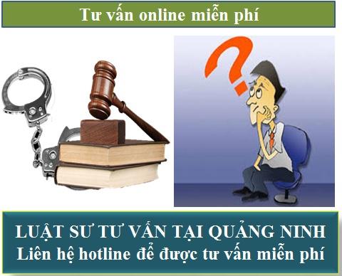 Luật sư tư vấn tại Quảng Ninh