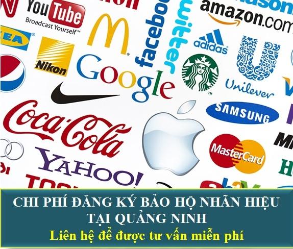 Phí dịch vụ đăng ký bảo hộ nhãn hiệu tại Quảng Ninh