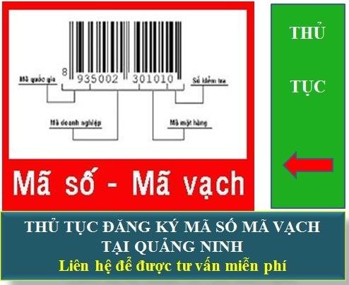 Thủ tục đăng ký mã vạch sản phẩm tại Quảng Ninh