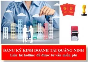 Đăng Ký Kinh Doanh Tại Quảng Ninh