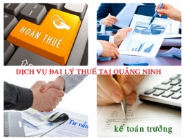 Dịch vụ Đại lý thuế tại Quảng Ninh