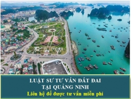 Luật Sư Tư Vấn Đất Đai Tại Quảng Ninh