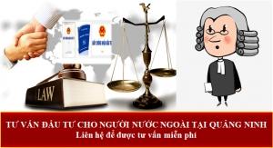 Tư vấn đầu tư cho người nước ngoài tại Quảng Ninh